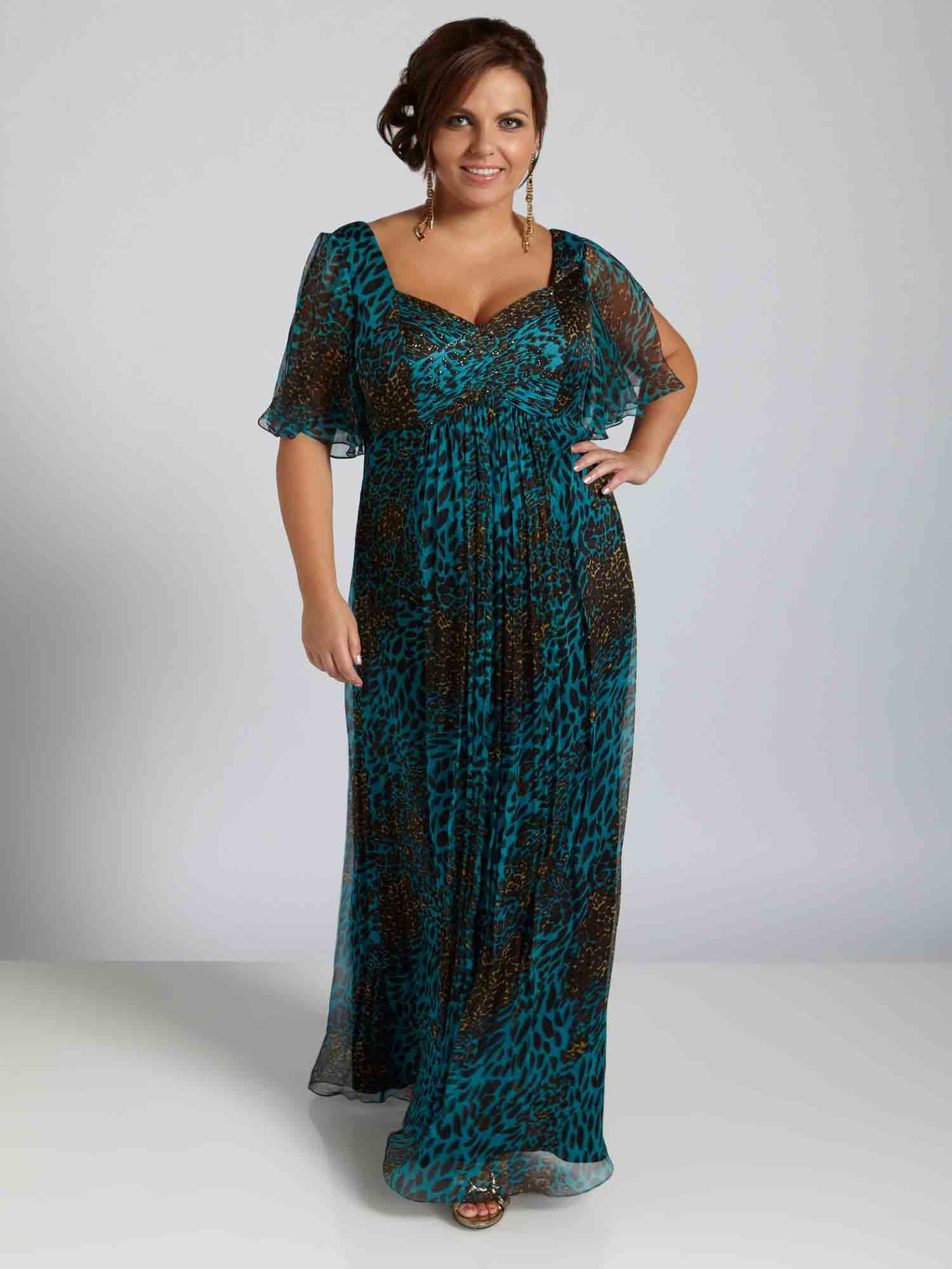 20 Plus Size Evening Dresses to Look Like Queen | Special occasion ...