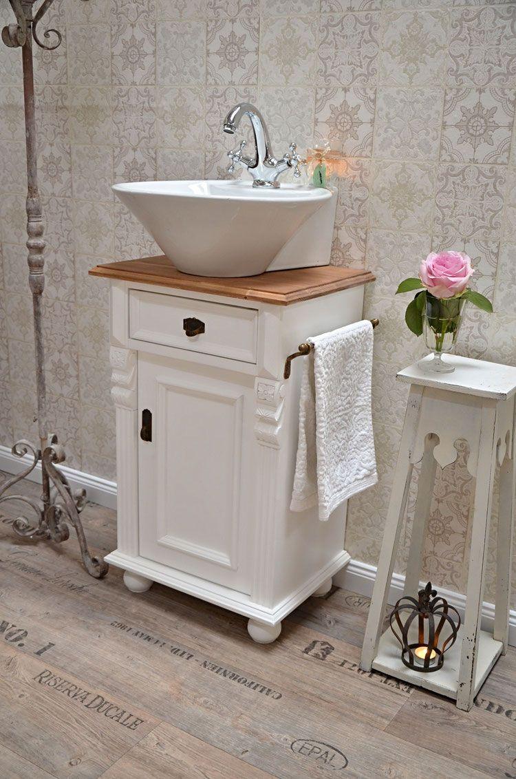 Montcalm Landhaus Waschtisch von BadmbelLandhaus Land und Liebe  Badezimmergestaltung