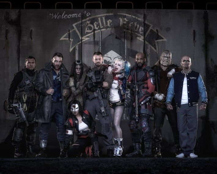 Suicide Squad: First Look And What We Know!