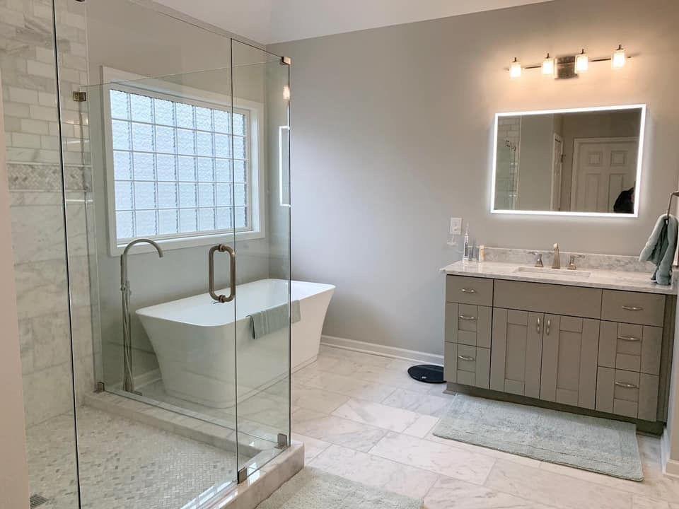 Mog Improvement Services Bathroom Renovation Bathrooms Remodel Bathroom Remodel Designs
