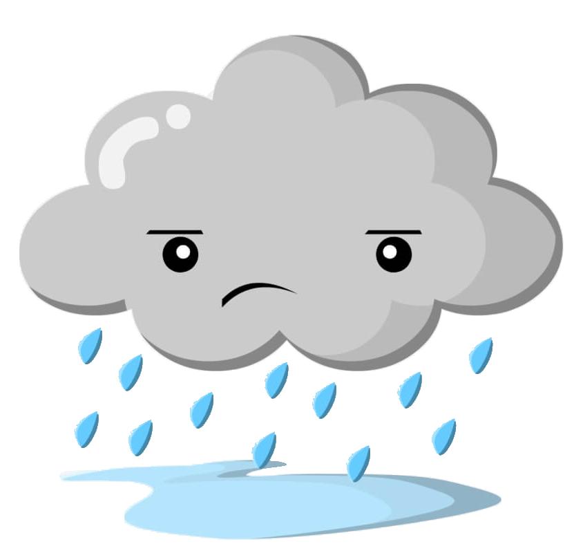99 Rain Cloud Clipart Free Download Cloud Clipart In 2020 Rain Clipart Clip Art Clouds