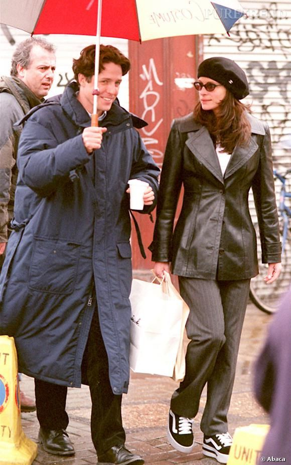 Coup De Foudre A Notting Hill : foudre, notting, Foudre, Notting, Movies, Outfit,, Julia, Roberts, Style,, Girls