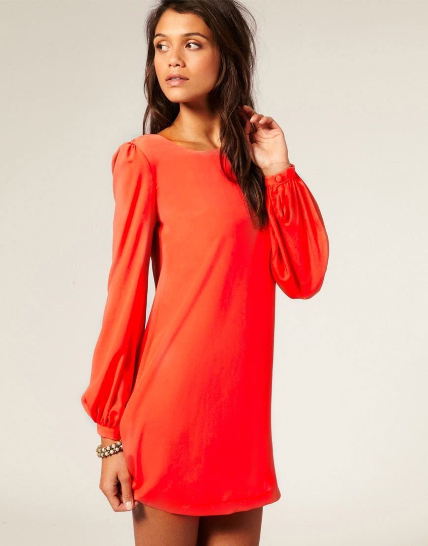 217dc5ee5698 Want A Long Sleeve Dress! Sometimes I wish I were shorter. | my ...