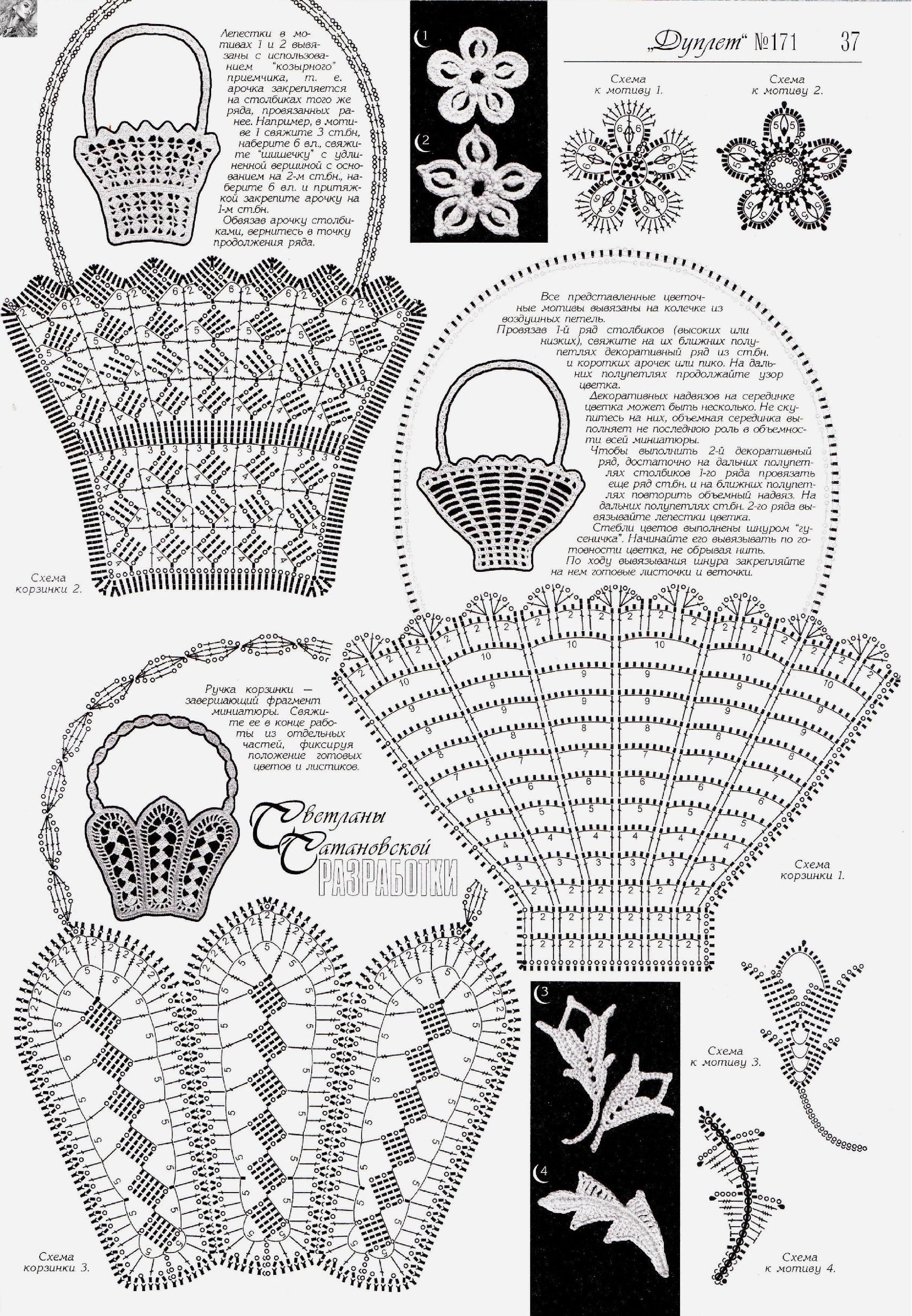 Page_00047.jpg | crochet | Pinterest | Crochet irlandés, Crochet ...