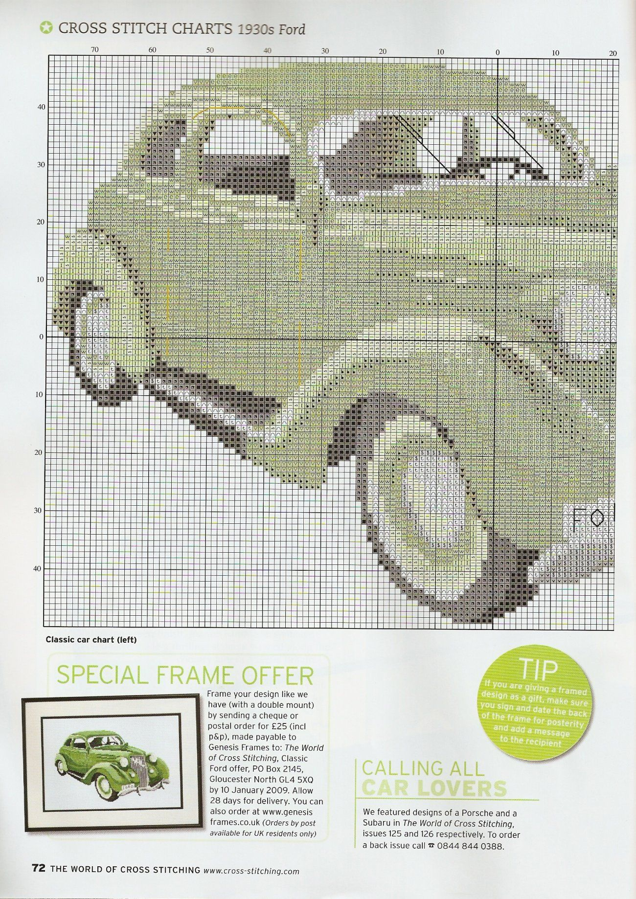 car, cross stitch, intarsia knitting pattern :) | Samko | Pinterest ...