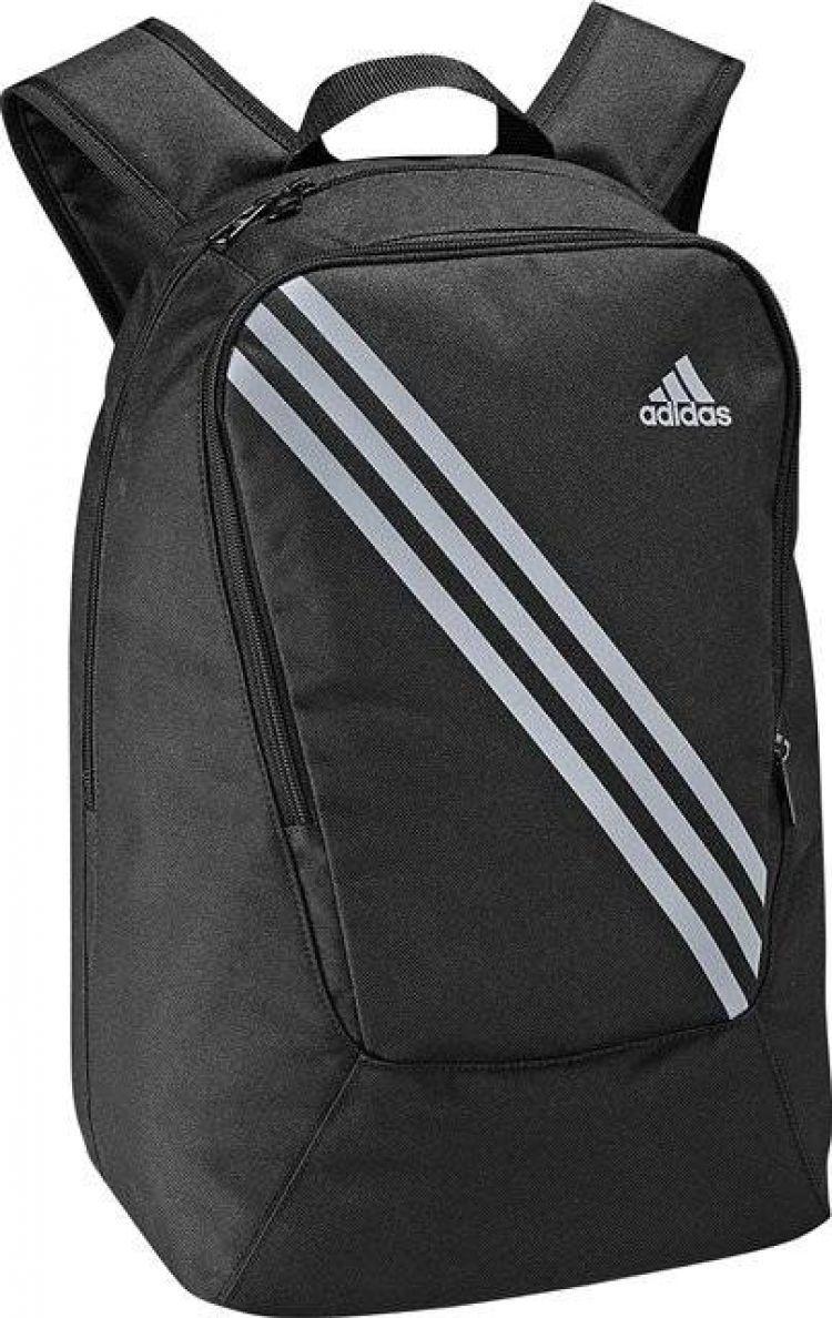 fc86cbae31 New Adidas Boys Black School Rucksack Backpack Shoulder Bag Work ...