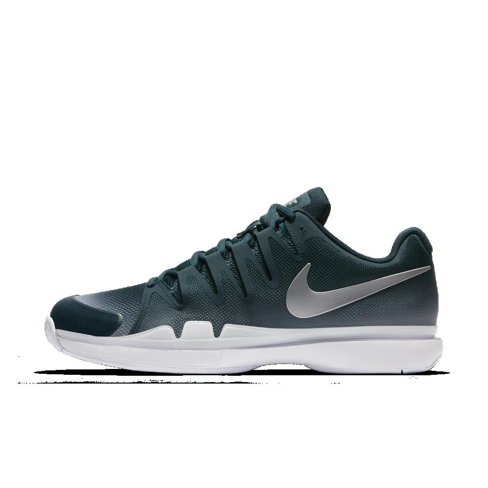online retailer f2ba0 6e1b1 Nike NikeCourt Zoom Vapor 9.5 Tour Men s Tennis Shoe Size 10.5 (Blue)