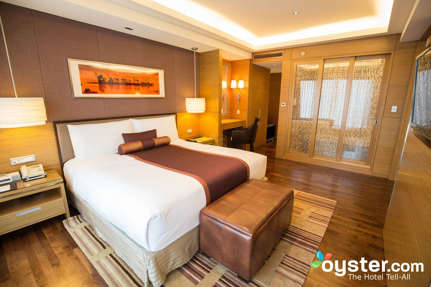 The Executive Suite at the InterContinental Asiana Saigon