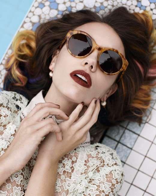 cd8097afa6b Elke Kramer x Colab  Sunglasses Collection www.focalglasses.com Best Vision  in The World!