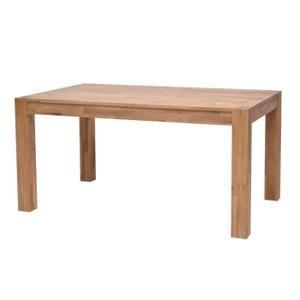miles table extensible en chêne massif 4 à 10 personnes 150-230x90 cm