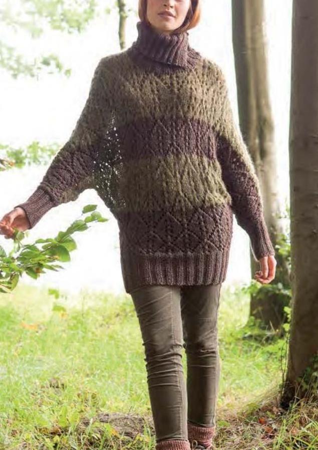 Lana Grossa FILATI Handstrick Uitgave 65 by FILATI Wolle-Handstrick-Mode - issuu
