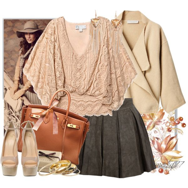 sweet love the top and jacket!!