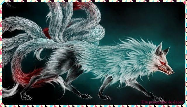 Um pouquinho do Japão!: Folclore
