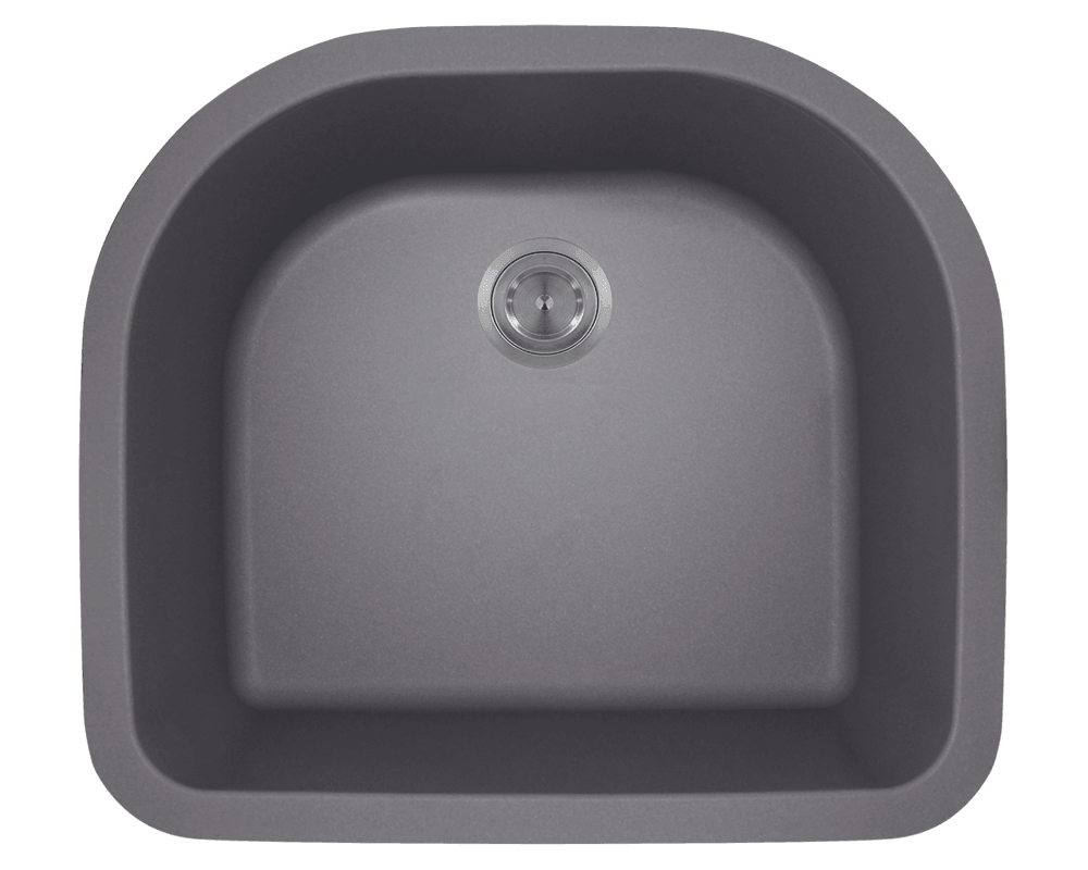Polaris P428S D Bowl AstraGranite Sink