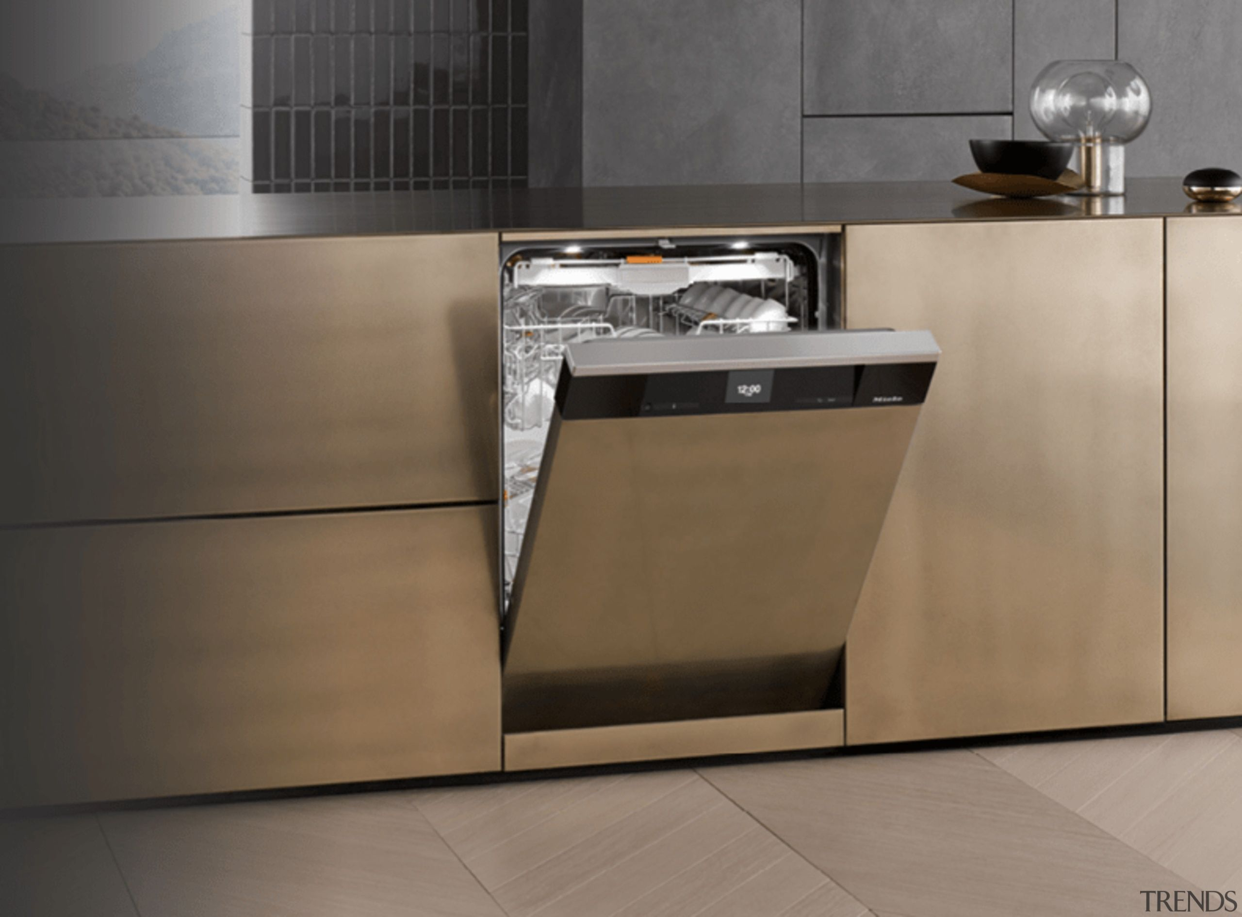 Miele Semi Integrated Dishwasher Ideas Want Miele Fully