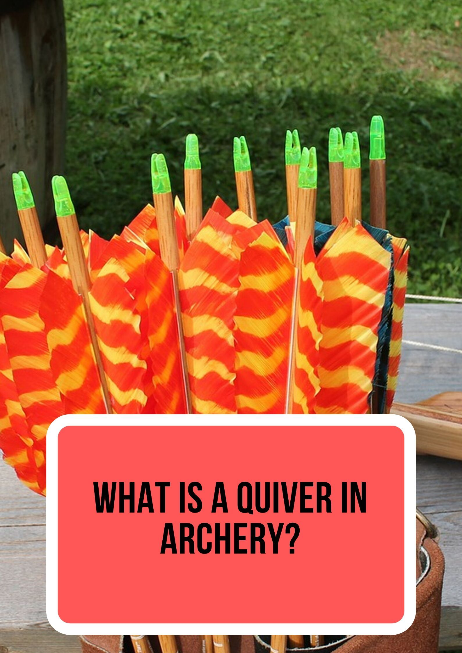 What is a Quiver in Archery & How Many Arrows Fit in It