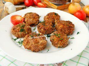 Photo of Delicious Meatball (Visual Recipe)-Enfes Etli köfte (Görsell…