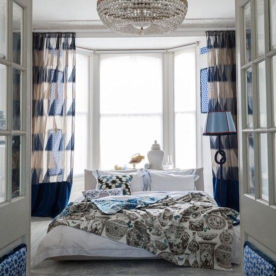Blue bedroom ideas   Pinterest   Blue bedrooms, Bedrooms and Bedroom ...