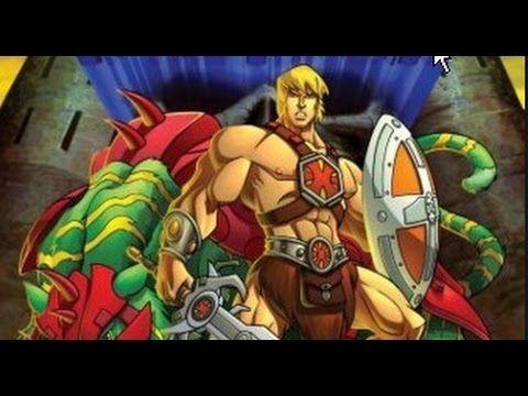 He Man El Origen Pelicula De Dibujos Animados Completa En Español Youtube Dibujos Animados Dibujos Peliculas Manga
