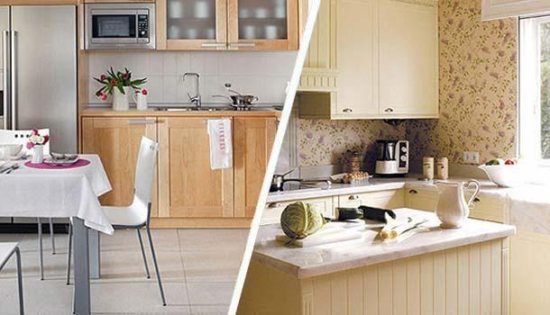 Cómo decorar la cocina \u2013 Muebles y utensilios de cocina \u2013 CasaDiez