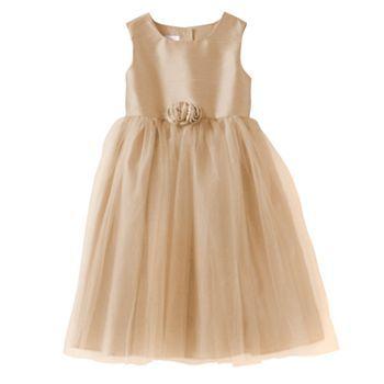 Marmellata Classics Tulle Dress - Toddler