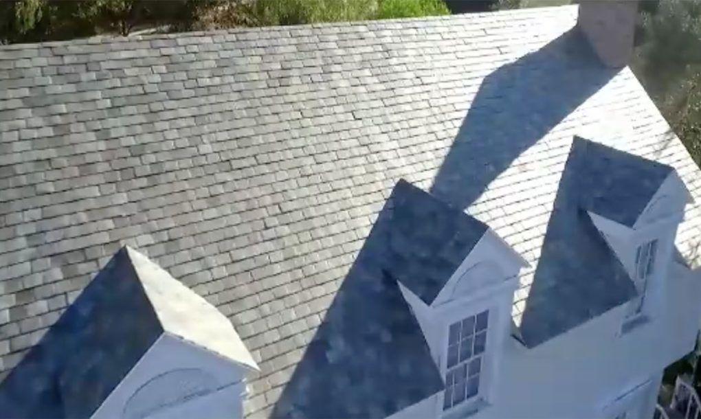 Tesla Solar City Launch Groundbreaking New Solar Roof Product Solar Roof Tiles Solar Roof Tesla Solar Roof
