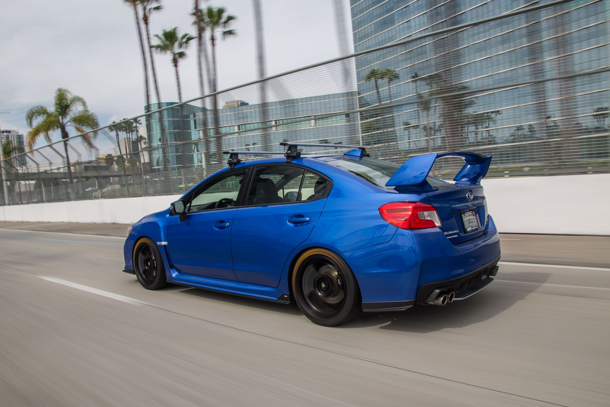 Roof Racks Waste 100 Million Gallons Of Gas Nationwide 2015 Subaru Wrx Subaru Wrx Roof Racks