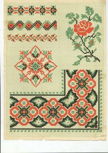 Folk patterns - Majida Awashreh - Picasa Web Albums | Gustos ...