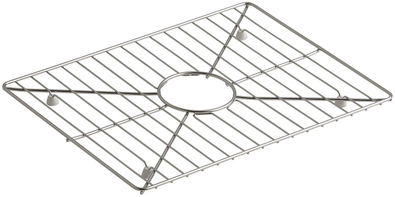Kohler K 3143 St Stainless Steel Bottom Basin Rack For Large Basin