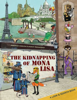 The Kidnapping Of Mona Lisa Independent Publishers Group Mona Lisa Literature Art Art Lessons Elementary