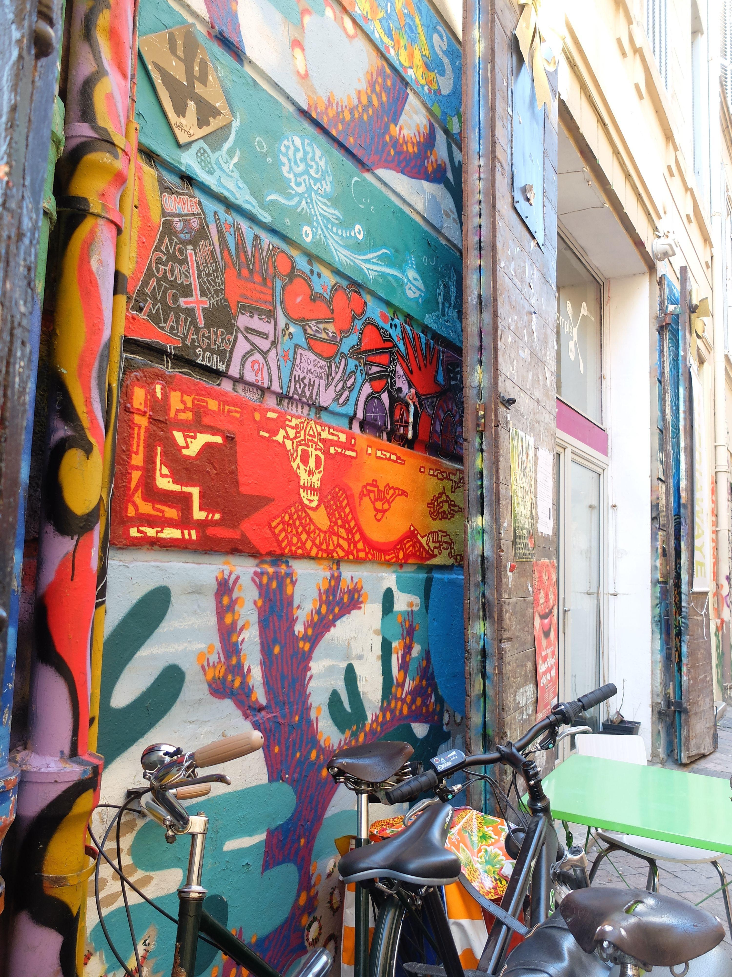 Street art - Marseille