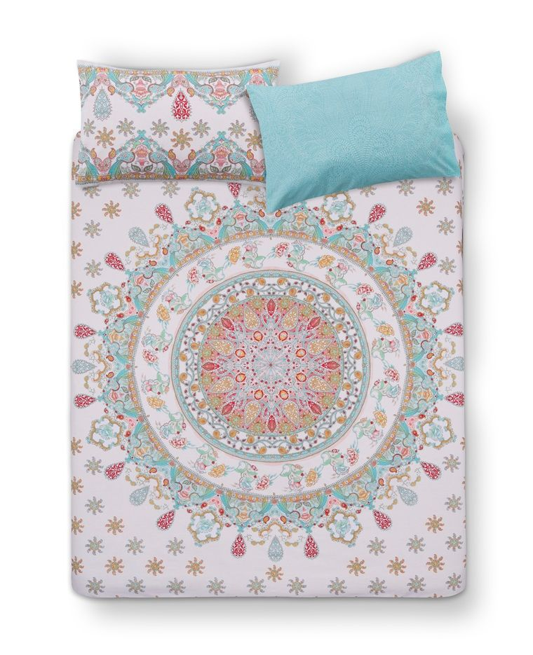 primark parure de grand lit imprim mandala primark maison pinterest mandalas. Black Bedroom Furniture Sets. Home Design Ideas