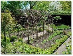 Resultat De Recherche D Images Pour Arceaux De Jardin Noisetier Potager Jardin Potager Et Jardins