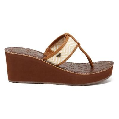 cc73d5d2a Roxy Padma Wedge Sandals - Womens