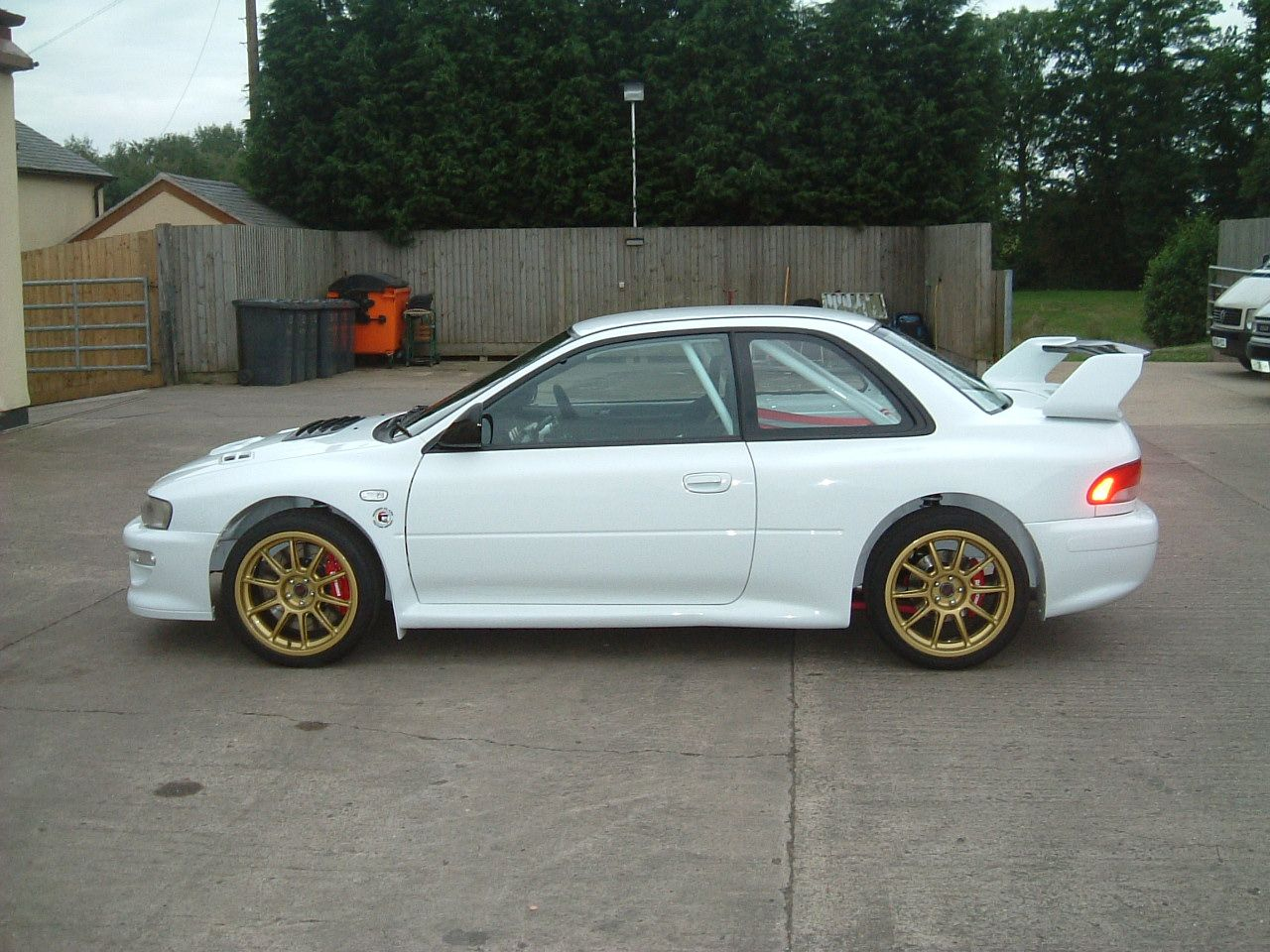 Subaru 22b Impreza Wrx Sti And This One Is Over 800hp! I Want One