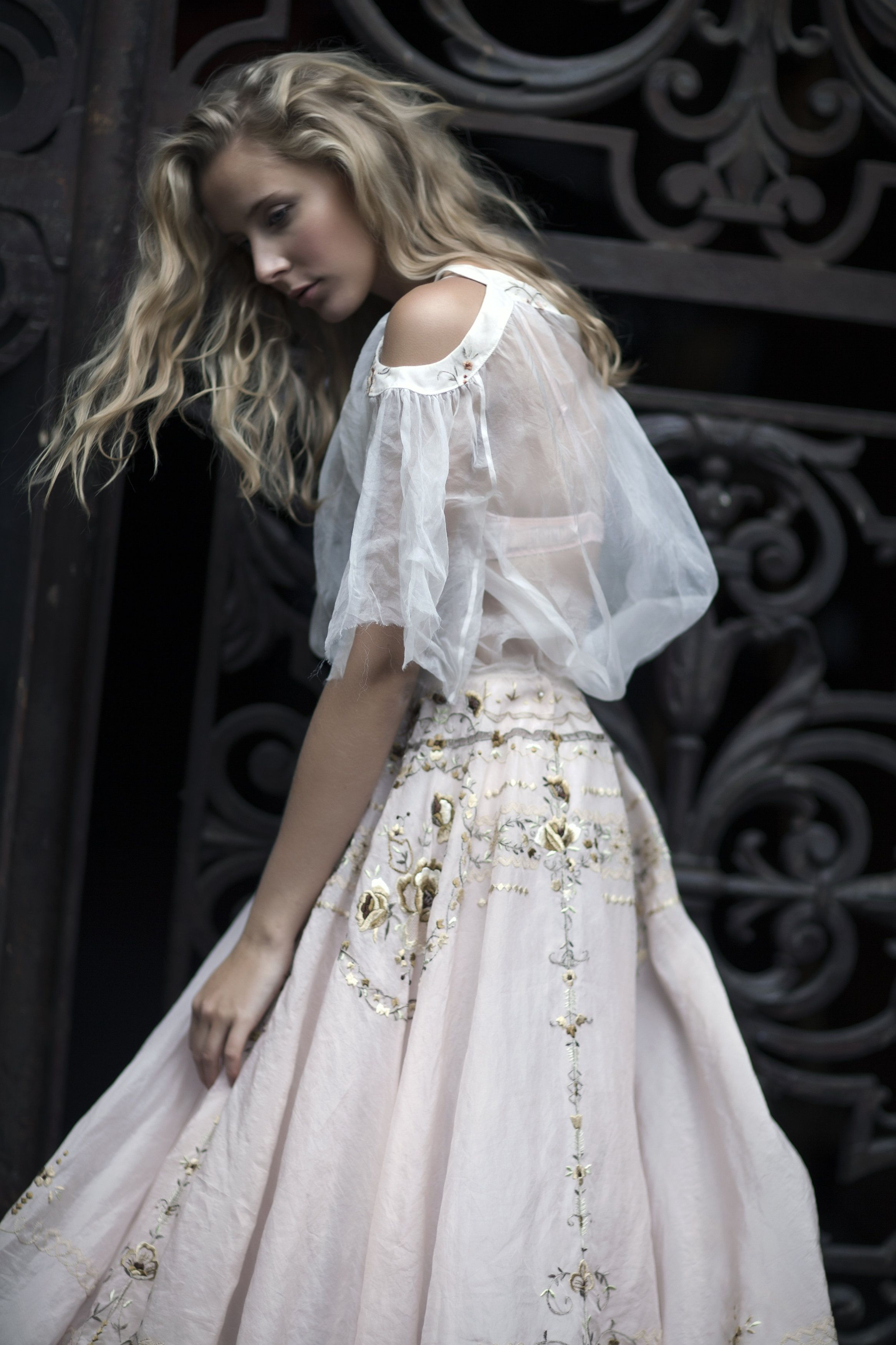 nevenka, melbourne Bridal couture, Fashion, Flower girl