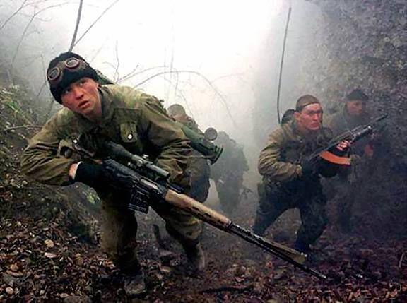 ANA GRAD-2 FSB GRU MVD SOBR OSN GUFSIN OMON RUSSIAN ... |Chechnya Spetsnaz Gru