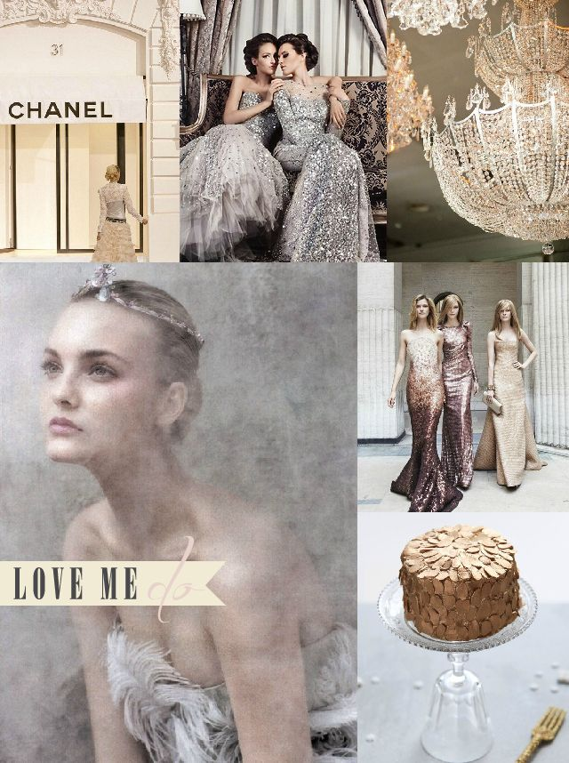 Love Me Do - NZ Wedding Blog - inspiration for New Zealand Weddings: Inspire me: Grey and Copper