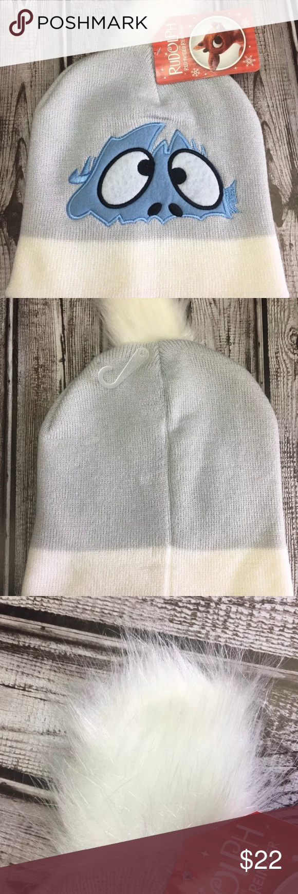 20f9fdb989283 NWT Rudolph the Red Nosed Reindeer Bumble Cap NWT Rudolph the Red Nosed  Reindeer Unisex Bumble
