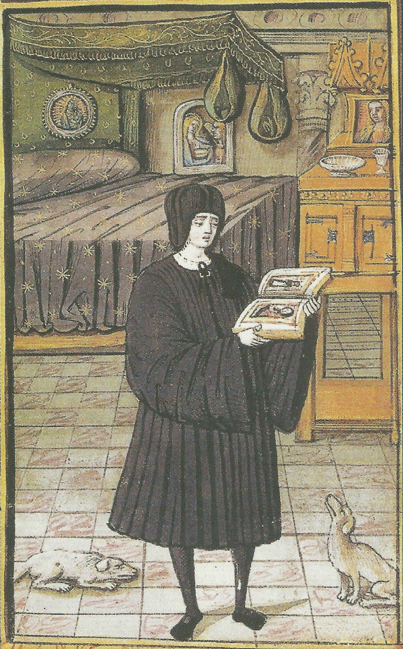 Buch der Liebenden, frühes 16. Jahrhundert.