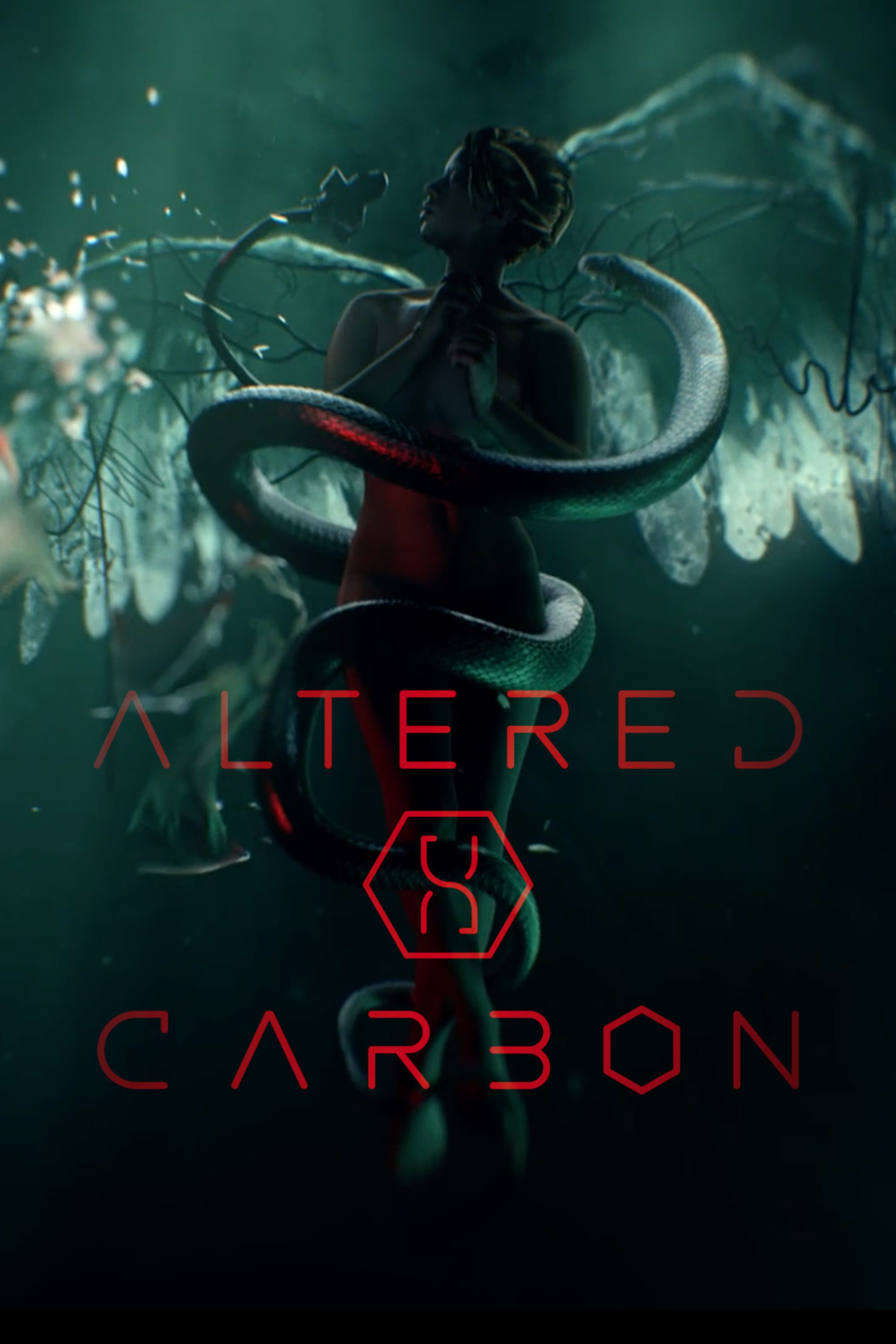 Altered Carbon Netflix Production Altered Carbon Carbon Most
