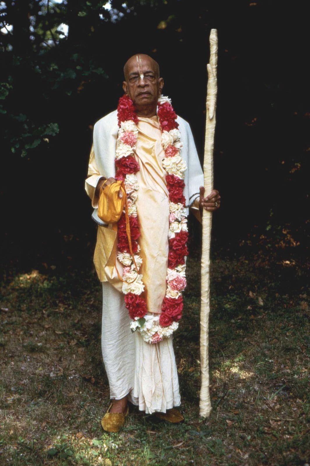 Pin Di Radhika Dasi Su His Divine Grace A C Bhaktivedanta Swami Prabhupada
