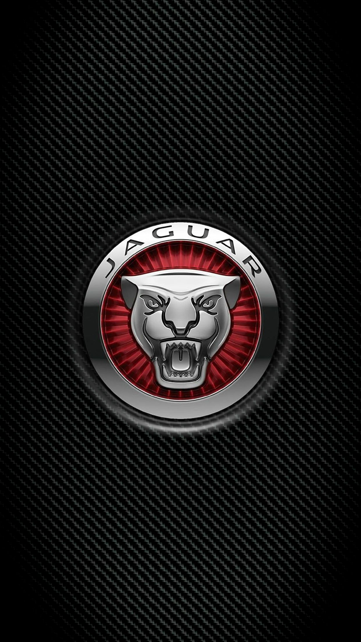 Jaguar Logo Wallpaper Screen Saver For Smartphone Jaguar Car