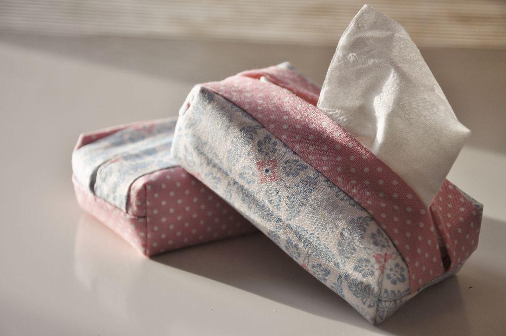Tatütä - ein Taschentüchertäschchen