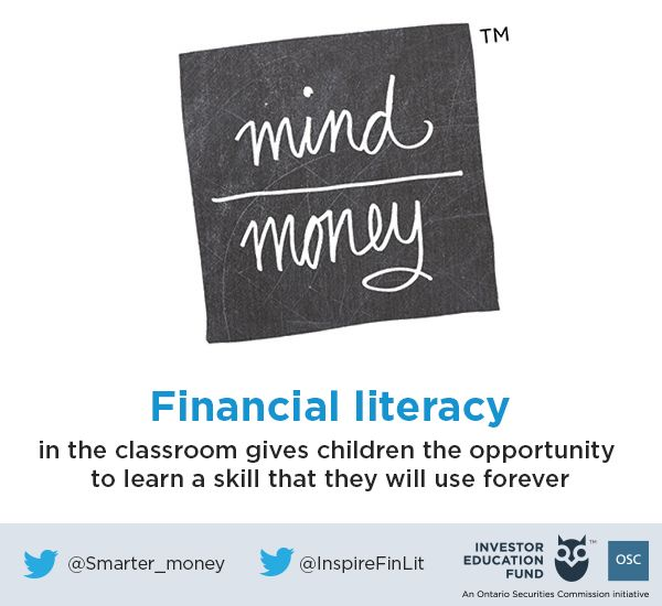 We support you in the classroom by bringing you with teacher-developed lesson plans and financial literacy programs.  Find out how you can incorporate programs like Mind Over Money into your classroom.