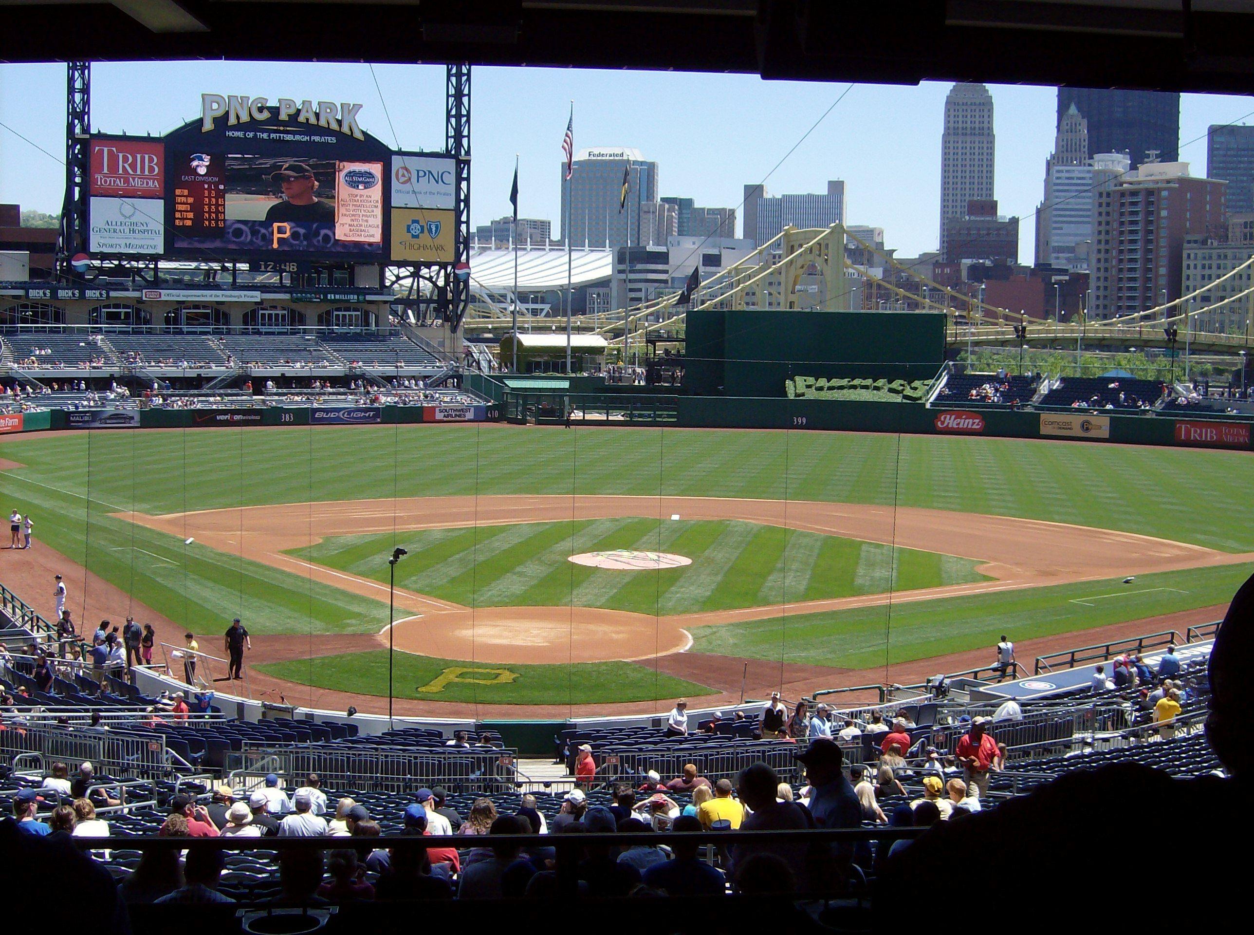 Pnc Park Pittsburgh Pirates Pittsburgh Pirates Baseball Park Pnc Park