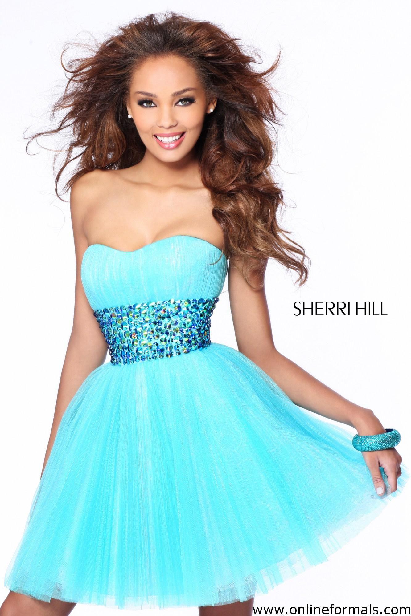 Prom Dresses By Sherri Hill