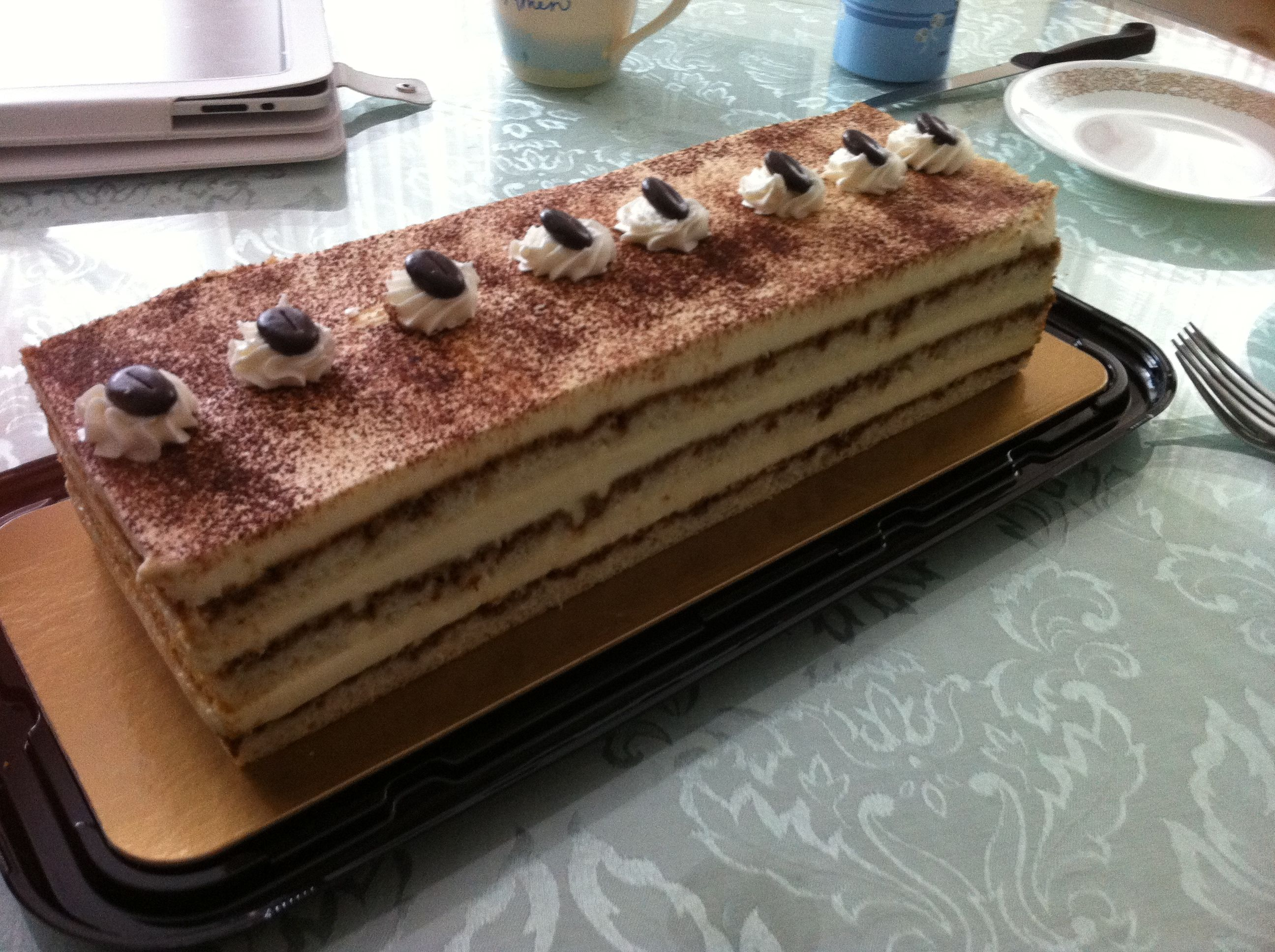 Tiramisu Cake - Costco | Fun things! | Tiramisu cake, Cake