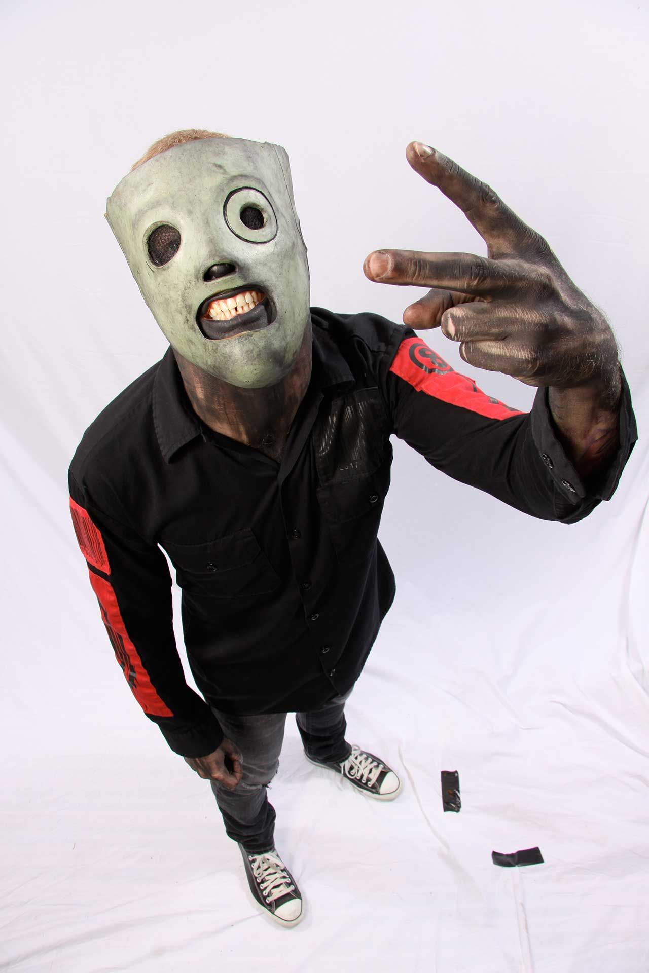 The Definitive History Of Every Slipknot Mask | Corey ...