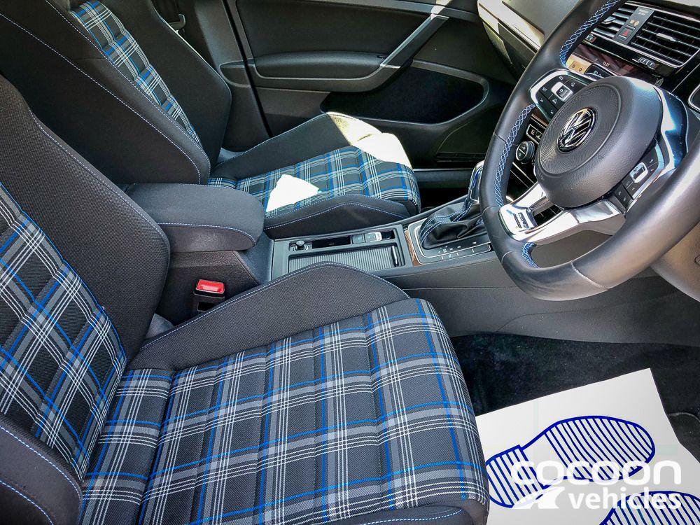 Vw Golf Gte For Sale Cool Vans Custom Car Interior Volkswagen
